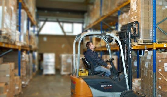 Optimierte Logistik bei Tillmann Druck
